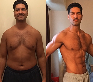 JP before and after