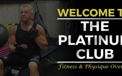 Fitness and Physique Over 50: Welcome to the Platinum Club