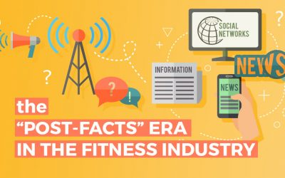 "The ""Post-Facts"" Era in the Fitness and Diet Industries"