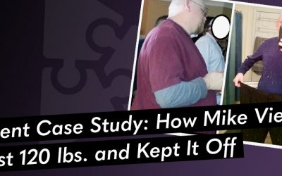Client Case Study: How Mike Vieth Has Lost 120 lbs. and Kept It Off