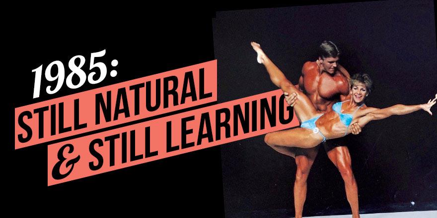 Bodybuilding Retrospective (part II): Still Natural & Still Learning in 1985